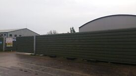 Workshop/warehouse/yard space to rent, Tradebase, Catfield, Norfolk Broads (NR29 5AA)