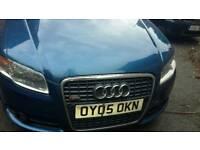 Audi a4 1.9 tdi s line