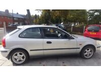 HONDA CIVIC AUTOMATIC, SPARES OR REPAIRS, 83K MILES, NEEDS VTEC SENSOR, ENGINE AND GEARBOX MINT