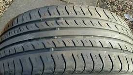 Used Roadstone tyre 195 50 r15