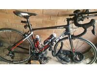 Road racein bike