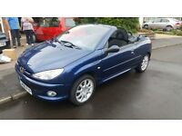 Immaculate Peugeot 206CC Sport 2006 *21000 miles*