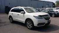 2014 Acura MDX Elite at Imagine the most comfortable road trip y
