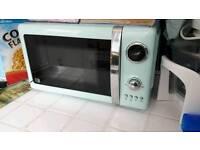 750w microwave