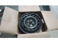 seat Alhambra steel wheels