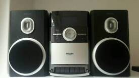 Philips Stereo Hi Fi Radio CD