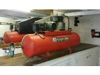 air compressor (large snap on)