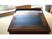 Antique writing slope - desk top bureau