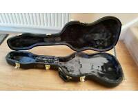Ashton Fur Lined Guitar hard case