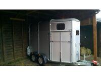 Ifor Williams Classic 505 Horse Trailer