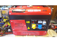 **New/Unused Neilson 6500 Generator - what would you pay???