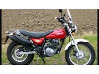 V raptor 250 sand bike