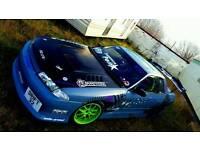 Nissan Skyline R32 Drift RB20DET