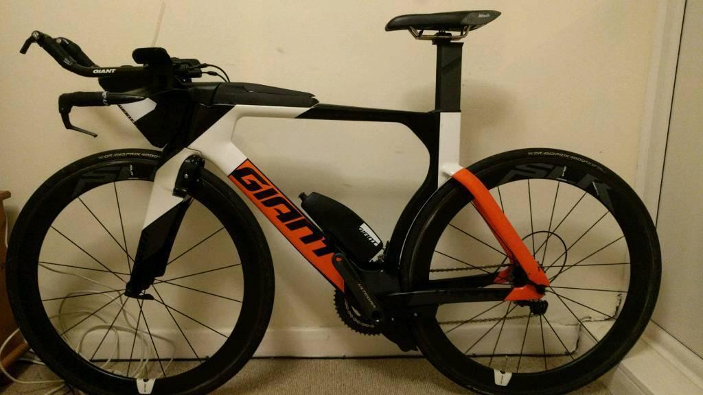 Giant Trinity Advanced Pro 2 Time Trial Bike In Blaby