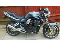 suzuki 1200 bandit mk1*last of the famous mk1 big bandit muscle bikes.beast.22k