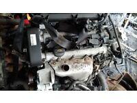 volkswagen golf 53 reg engine and gearbox for sale