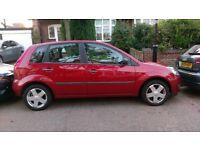 Ford Fiesta Style 08, 5 door, MOT till May 2018, no advisories, great runner, lovely red