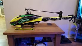 Sab goblin 630 competition helicopter