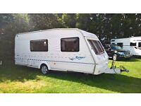 Bailey Ranger 510/4 4 berth 2003 with Full Awning and lots of extras