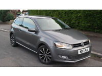 2013 VW POLO MATCH 1.2 TDI 1 YEAR MOT FULL VW HISTORY IDEAL 1ST CAR GREAT CONDITION ONLY £20 TAX