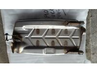 KTM 690 DUKE R EXHAUST CAT/MUFFLER/CENTRE BRAND NEW '14
