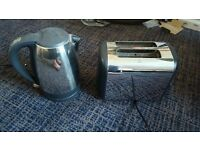 Breville Stainless Steel Toaster and Kettle St