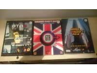 Grand Theft Auto, Grand Theft Auto London, & Grand Theft Auto 2 - All Boxed