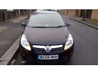 2009 Vauxhall Corsa 1.3 CDTi 16v Diesel