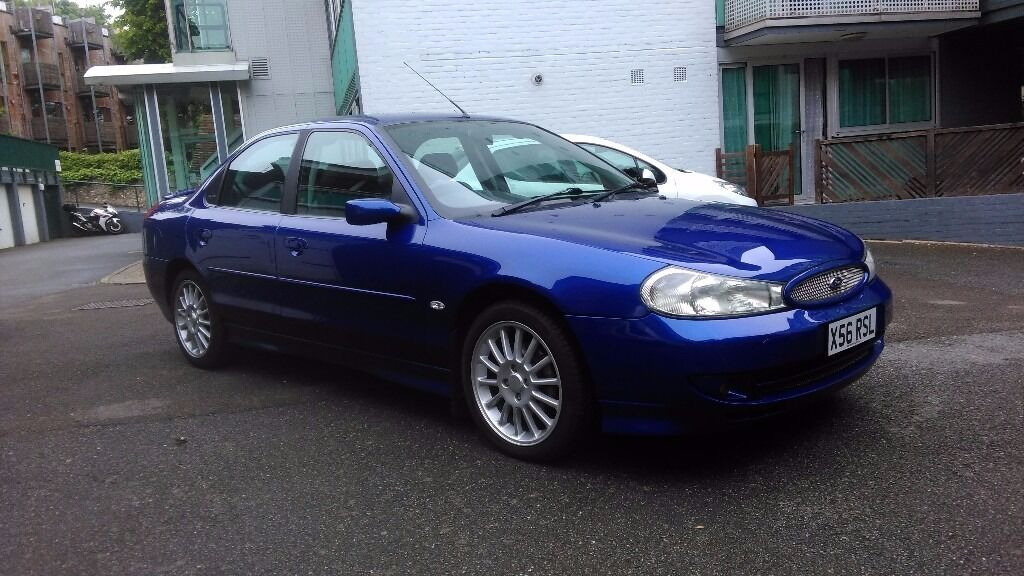 ford mondeo st200 limited edition saloon 2 5 v6 in brighton east sussex gumtree. Black Bedroom Furniture Sets. Home Design Ideas