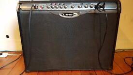 Line 6 Spider II 2x12 Combo Guitar Amp