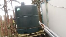 1300 ltr oil tank