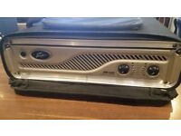 DISC Peavey IPR 1600 Power Amp & Carry Case For Sale & Collection Only.