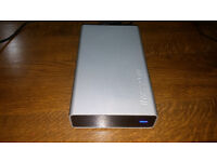 Freecom External Drive / External HDD / 400GB