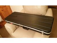 Stagg Rectangular ABS Hardcase for Strat and Tele Style Guitars