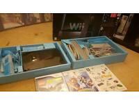 Boxed Black Nintendo Wii .... BARGAIN