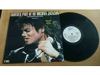 Michael Jackson. Another Part Of Me. Extended Dance Mix. 12inch vinyl