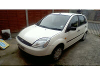 FORD FIESTA LX TDCI VERY GOOD CONDITION £450 ONO