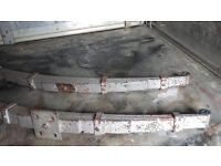 Pair of Heavy Duty Leaf Springs to build a Trailer