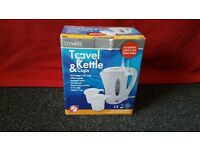 Travel Kettle with 2 Cups