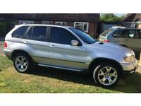 BMW X5 3l petrol with lpg conversion. Low Miles service history