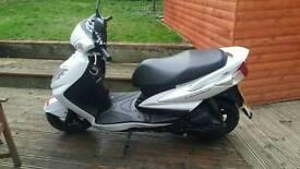 Yamaha Cygnus x 125 cc 2013
