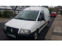 Citroen Dispatch 1.9 2005 long MOT Ready to use starts and drives well