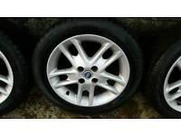 Fiat punto sporting alloy wheels