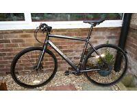 Carrera Gryphon - Hybrid bike - large - disk brakes - Excellent condition!