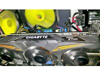 GIGABYTE GTX 1080 G1 8GB GAMING WINDFORCE OC 8G PC Graphics Card Non TI, VR READY + Warrenty BARGAIN