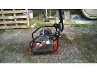 GP1200S wacker plate with a honda engine in very good working condition