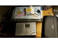 Sony icf-sw7600gr hf ssb shortwave radio receiver