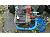 spares or repairs quick sale good working pump 120 ono
