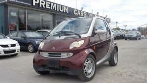 2006 smart fortwo passion CDI Diesel | Heated Seats | Power Wind