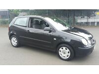 2004 Vw Polo 1.2, MOT MARCH 2017 ideal first car